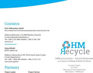 Flyer _ Projekt HMRecycle